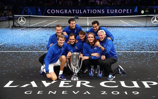 Laver Cup, il Team Europe vince per il terzo anno consecutivo malgrado l'infortunio di Nadal