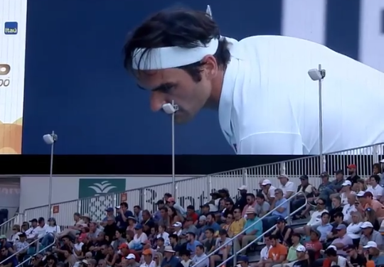 Tennis, Miami: Roger Federer batte Isner in finale e conquista il torneo numero 101