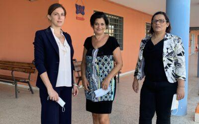 Garante diritti dei detenuti in visita presso gli istituti penitenziari di Reggio Calabria