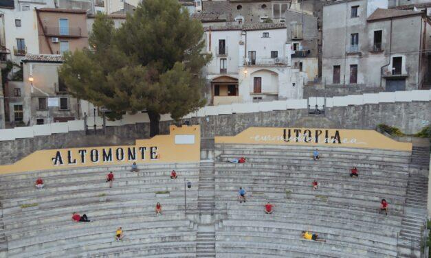 """Altomonte capitale del visual design grazie a """"Vuoto – Utopia Mediterranea"""""""