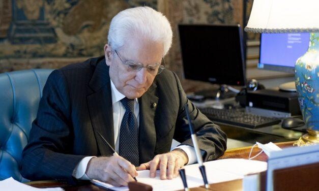 Mattarella, Lidia Brisca Menapace: «I valori che ha coltivato e ricercato nella sua vita sono quelli fatti propri dalla Costituzione italiana»