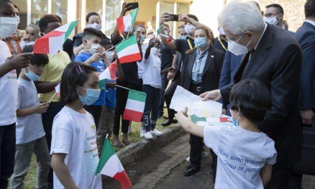 """Giornata internazionale per i diritti dell'infanzia e dell'adolescenza, Mattarella: """"Consegnare un mondo migliore alle generazioni future"""""""