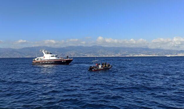 A Reggio ricognizione subacquea del Mibact: il mare restituisce un reperto architettonico