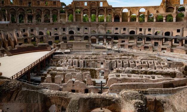 Il Colosseo riavrà la sua Arena: al via il bando di gara (il video e le immagini)