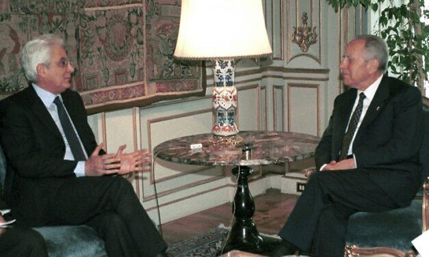 Mattarella: «La lezione di vita di Carlo Azeglio Ciampi appartiene al patrimonio collettivo della Repubblica»