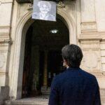 """Sul Municipio di Reggio Calabria un manifesto per Patrick Zaki, il Sindaco Falcomatà: """"Situazione disumana, il nostro Governo faccia ogni sforzo per liberarlo e riportarlo in Italia"""""""