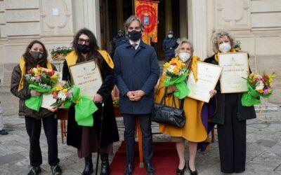 """Reggio Calabria, il Premio """"8 marzo"""" a Maria Antonietta Rositani, Ilaria D'Anna, Rosa Furfari e Mafalda Pollidori"""