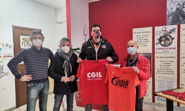 """Luka Sebrek, Pallacanestro Viola Reggio Calabria: """"Con il canone di locazione concordato del Sunia-CGIL mi sento a CASA"""""""