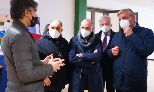 Reggio Calabria, nuovo centro vaccini al Cedir: sopralluogo congiunto tra Comune e Asp per verificare l'idoneità dei locali