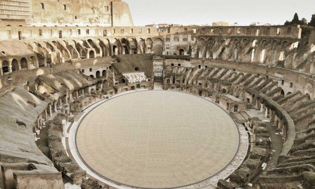 Colosseo, Milan Ingegneria si aggiudica il bando di gara promosso da Invitalia. I video con il progetto vincitore e le interviste al Ministro Franceschini e ai progettisti