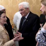 """Mattarella: """"Carla Fracci ha onorato il nostro Paese"""""""