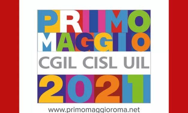 Primo maggio: Cgil, Cisl, Uil 'L'Italia Si Cura con il lavoro'