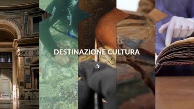 Cultura, la nuova campagna del MiC per destinare l'8×1.000 al patrimonio culturale