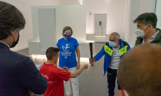 Reggio al fianco degli atleti Special Olympics Italia team Calabria