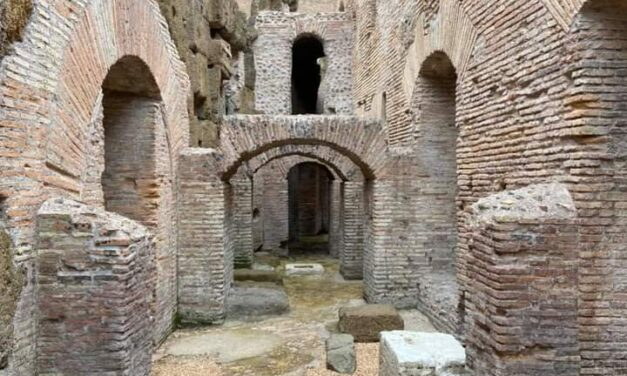 Colosseo, con recupero ipogei si amplia e si arricchisce il percorso di visita