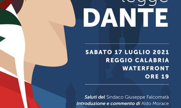 """Rinviato causa avverse condizioni meteo l'evento """"Reggio Calabria legge Dante"""