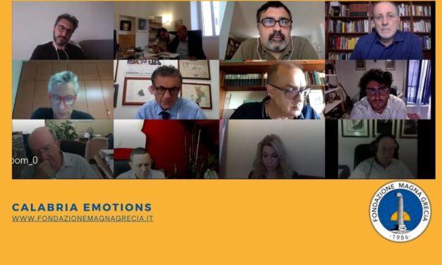 Calabria Emotions, l'incontro finale della Commissione in attesa del primo ciak