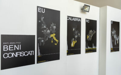 """Al Castello di Scilla inaugurata la mostra  """"Metamorphosis. Il progetto dei Beni confiscati alle Mafie"""""""