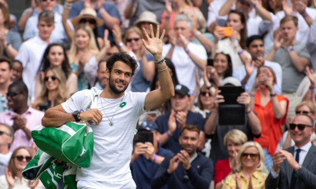 Wimbledon, Matteo Berrettini vola in finale e riscrive la storia del tennis italiano con i suoi sogni proibiti