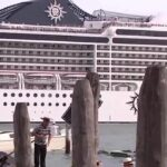 Grandi Navi, dal 1 agosto divieto di transito in Bacino di San Marco e Canale della Giudecca, dichiarati monumento nazionale