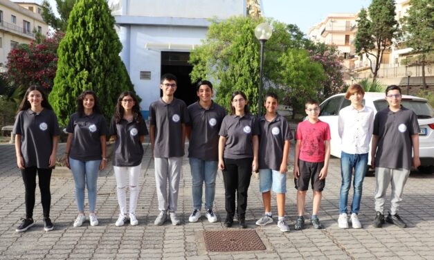 In Calabria la finale nazionale delle Olimpiadi di Astronomia